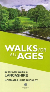 Walks for All Ages in Lancashire : 20 Circular Walks in Lancashire, Paperback / softback Book