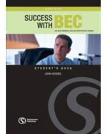 Success with BEC Vantage : The New Business English Certificates Course, Paperback / softback Book