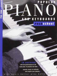 Rockschool Popular Piano and Keyboards Grade 6 (2001-2015), Paperback Book