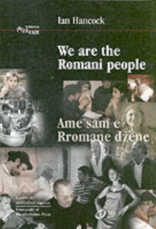 We are the Romani People, Paperback Book
