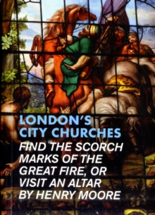 London's City Churches, Paperback Book