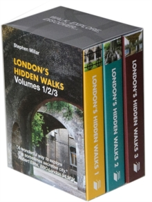London's Hidden Walks : Volumes 1-3, Multiple copy pack Book