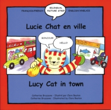 Lucie Chat en ville/ Lucy Cat in Town, General merchandise Book