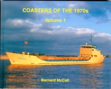 Coasters of the 1970s : Volume 1, Hardback Book