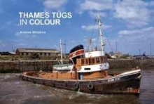 Thames Tugs in Colour, Paperback Book