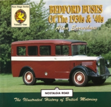 Bedford Buses of the 1930s and '40s, Paperback Book