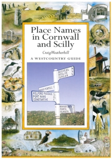 Place Names in Cornwall and Scilly, Paperback Book