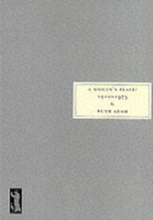 A Woman's Place, 1910-1975, Paperback Book