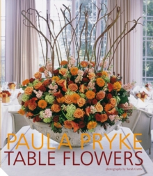 Table Flowers, Hardback Book