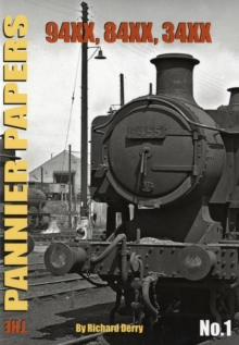 The Pannier Papers : 94XX, 84XX, 34XX v. 1, Paperback Book