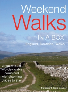 Weekend Walks, Paperback Book