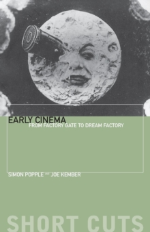 Early Cinema, Paperback / softback Book