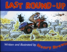 Last Round-up, Paperback Book