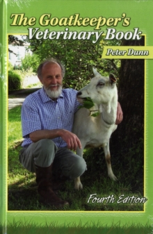 The Goatkeeper's Veterinary Book, Hardback Book