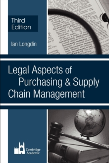 Legal Aspects of Purchasing and Supply Chain Management, Paperback Book