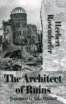 The Architect of Ruins, Paperback Book