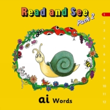 Jolly Phonics Read and See, Pack 2 : In Precursive Letters (British English edition), Paperback / softback Book