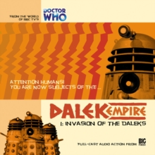 Invasion of the Daleks, CD-Audio Book