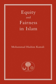 Equity and Fairness in Islam, Paperback Book