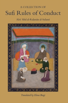 A Collection of Sufi Rules of Conduct, Paperback Book