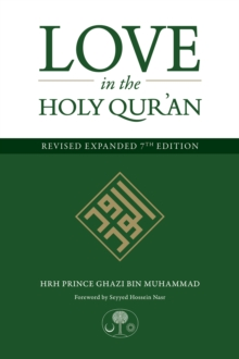 Love in the Holy Qur'an, Paperback Book