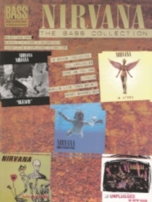 Nirvana : The Bass Guitar Collection, Paperback / softback Book
