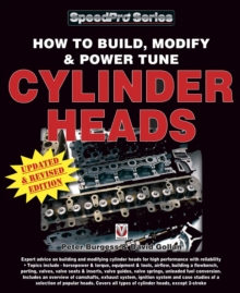 How to Build, Modify & Power Tune Cylinder Heads, Paperback / softback Book
