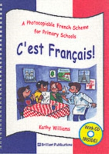 C'est Francais! : A Photocopiable French Scheme for Primary Schools, Mixed media product Book