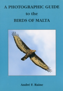 A Photographic Guide to the Birds of Malta, Paperback Book