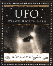 UFO : Strange Space on Earth, Paperback / softback Book