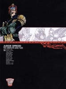 Judge Dredd : Complete Case Files v. 1, Paperback Book