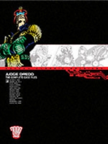 Judge Dredd : Complete Case Files v. 3, Paperback / softback Book