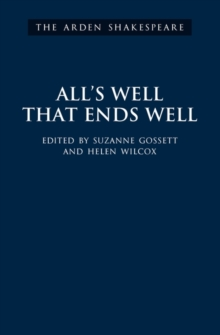 All's Well That Ends Well, Hardback Book