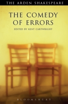 The Comedy of Errors : Third Series, Paperback / softback Book