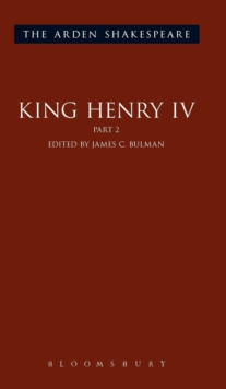King Henry IV Part 2 : Third Series, Hardback Book