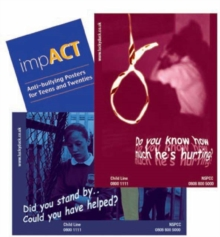 ImpACT : Anti-bullying Posters for Teens and Twenties, CD-ROM Book