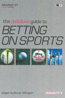 The Definitive Guide to Betting on Sports, Paperback Book