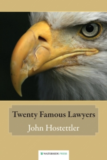 Twenty Famous Lawyers, Paperback / softback Book