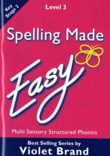 Spelling Made Easy : Level 3 Textbook, Paperback / softback Book