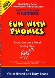 Fun with Phonics : Worksheets Introductory level, Loose-leaf Book