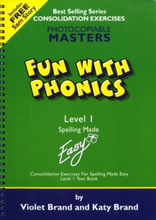 Fun with Phonics : Worksheets Level 1, Loose-leaf Book