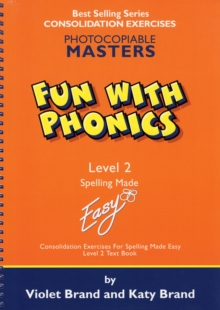 Fun with Phonics : Worksheets Level 2, Loose-leaf Book