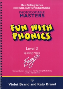 Fun with Phonics : Worksheets Level 3, Loose-leaf Book
