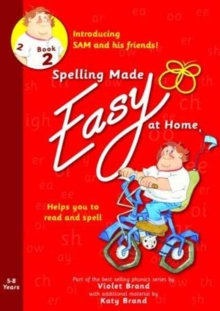 Spelling Made Easy at Home Red Book 2 : Sam and Friends Introductory 2, Paperback Book