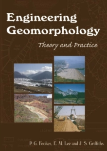 Engineering Geomorphology : Theory and Practice, Paperback Book