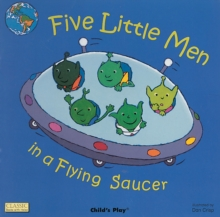 Five Little Men in a Flying Saucer, Paperback / softback Book
