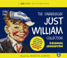 "The Unabridged Just William Collection : ""Just William - Home for the Holidays"", ""Just William at Christmas"", CD-Audio Book"