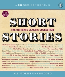 Short Stories: The Ultimate Classic Collection, CD-Audio Book