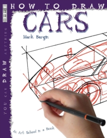 How to Draw Cars, Paperback Book