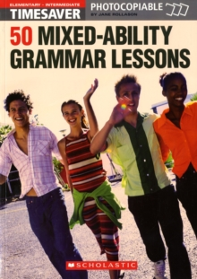 50 MIxed-Ability Grammar Lessons, Paperback / softback Book